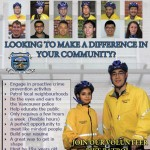 Bike Patrol Recruiting Poster