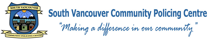 South Vancouver Community Policing Centre