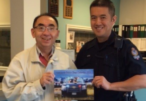 Police Dog Calendars Sold Out